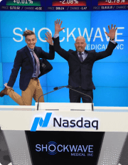 Shockwave Medical IPO soars on first day of trading